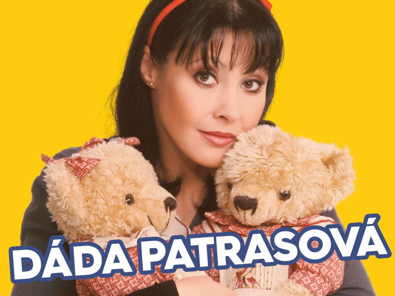 DÁDA PATRASOVÁ